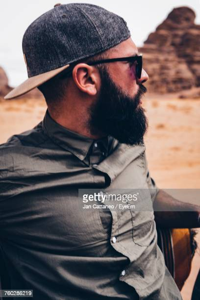 close-up of man standing outdoors - jordan model stock pictures, royalty-free photos & images