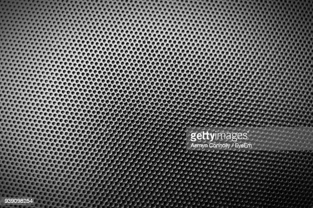 close-up of metal grate - metal stock photos and pictures