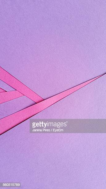 Close-Up Of Multi Colored Geometric Shapes