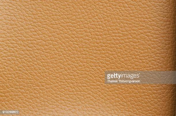 Closeup of Natural leather texture