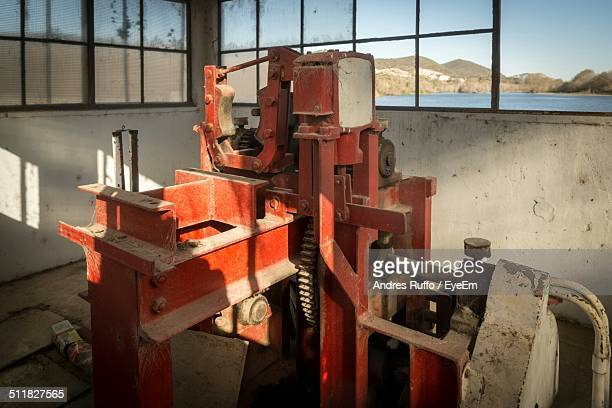 close-up of old machinery - andres ruffo stock pictures, royalty-free photos & images