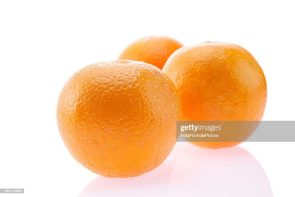 Close-up of oranges : Stock Photo