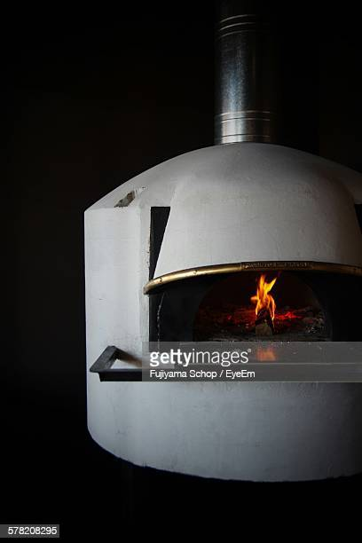 close-up of oven at home - maebashi city stock photos and pictures