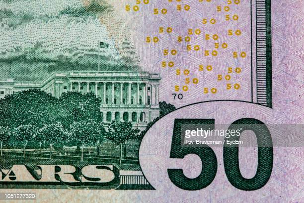 close-up of paper currency - money texture stock photos and pictures