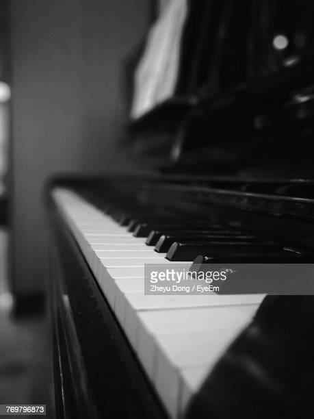 close-up of piano keys - hamiltonmusical stock pictures, royalty-free photos & images