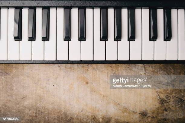 Piano Key Stock Photos And Pictures Getty Images
