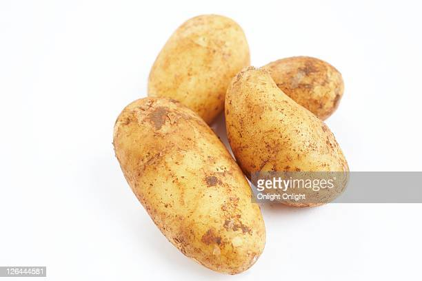 Close-up of potatoes