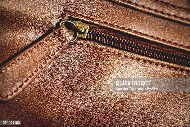 close-up of purse chain - leather purse stock pictures, royalty-free photos & images