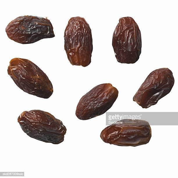 close-up of raisins - passas - fotografias e filmes do acervo