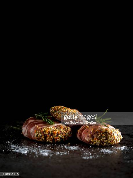 close-up of raw meat - igor golovniov stock pictures, royalty-free photos & images
