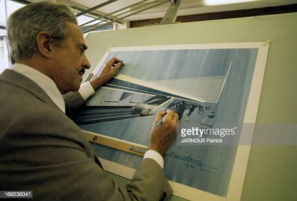 CloseUp Of Raymond Loewy