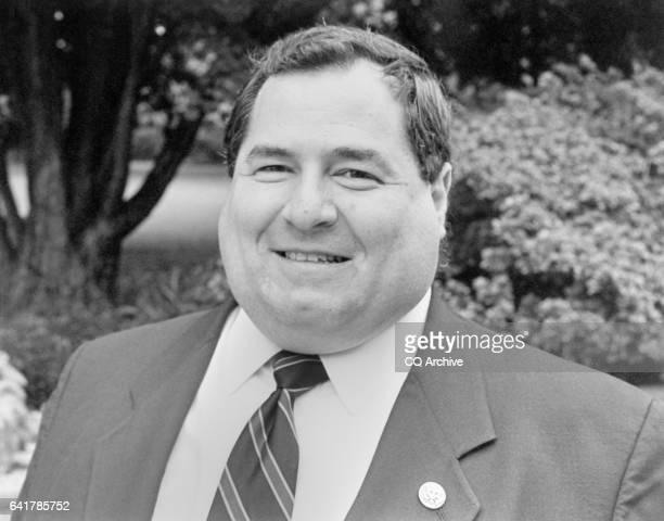 Closeup of Rep Jerrold Lewis Jerry Nadler DNY House of Representatives Member September 27 1993