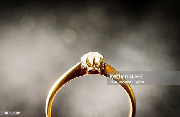 close-up of ring - gold stock pictures, royalty-free photos & images