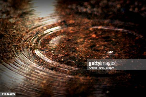 close-up of rippled water - andres ruffo stock pictures, royalty-free photos & images