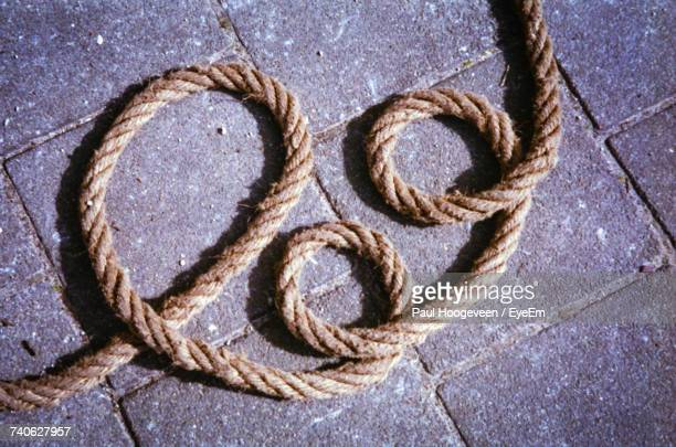 close-up of rope - hoogeveen stock pictures, royalty-free photos & images