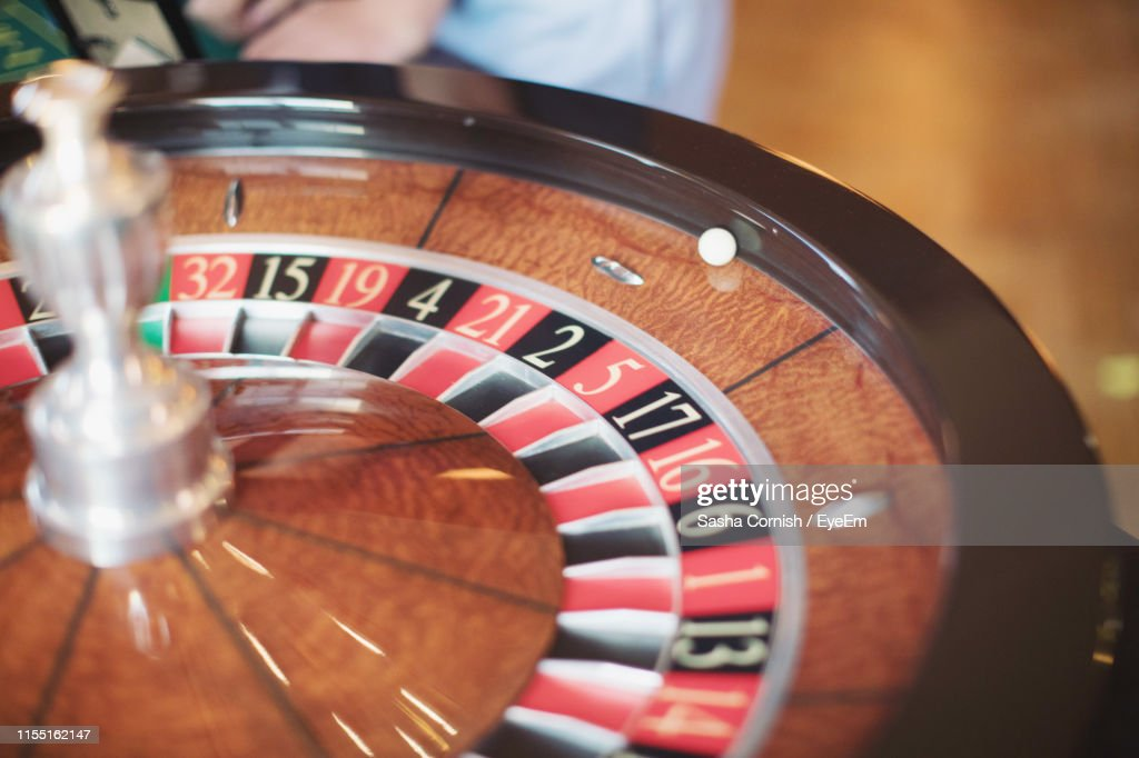 Closeup Of Roulette In Casino High Res Stock Photo Getty Images