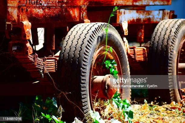 close-up of rusty machine part of vehicle - south sudan stock pictures, royalty-free photos & images
