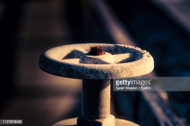 close-up of rusty valve - sarah hardy stock pictures, royalty-free photos & images