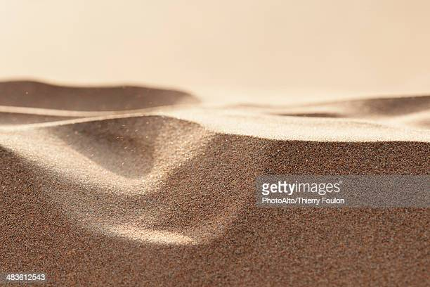 close-up of sand - sandig stock-fotos und bilder