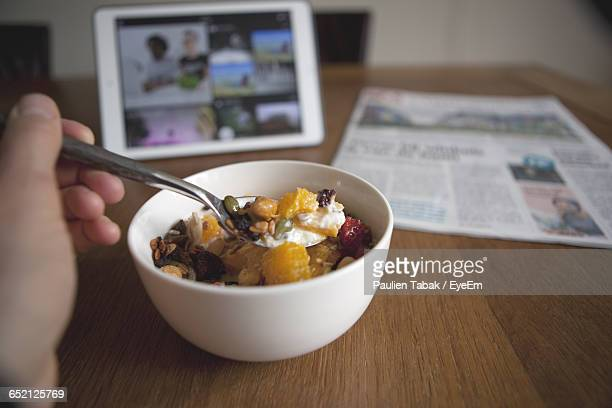 close-up of served food - paulien tabak stock pictures, royalty-free photos & images