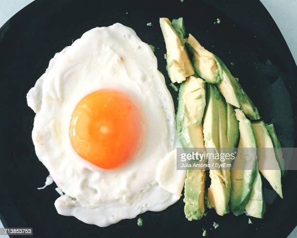 close-up of served food - egg white stock pictures, royalty-free photos & images