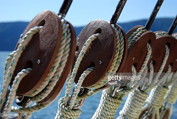 Schiff Tauwerk