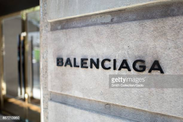 entrevista Amado Desempleados  439 Balenciaga Store Photos and Premium High Res Pictures - Getty Images