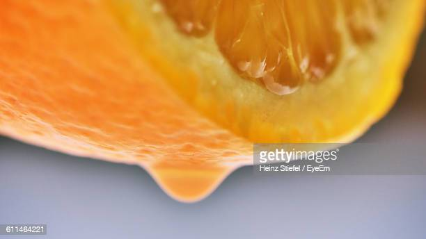 close-up of sliced orange - juicy stock pictures, royalty-free photos & images