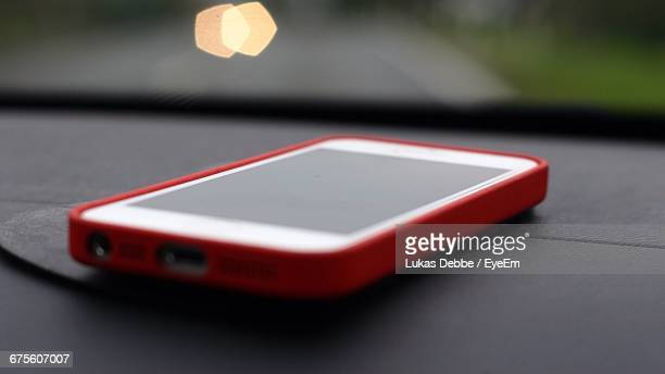 close-up of smart phone with cover - phone cover stock pictures, royalty-free photos & images