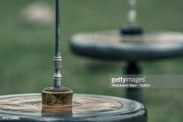 close-up of spinning top - shaifulzamri eyeem stock pictures, royalty-free photos & images