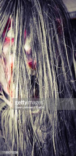 close-up of spooky mannequin - soren johnsen stock pictures, royalty-free photos & images