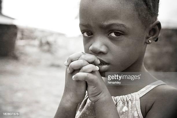 Fille d'Afrique