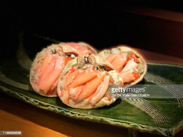 close-up of sushi in plate - nagoya stock pictures, royalty-free photos & images