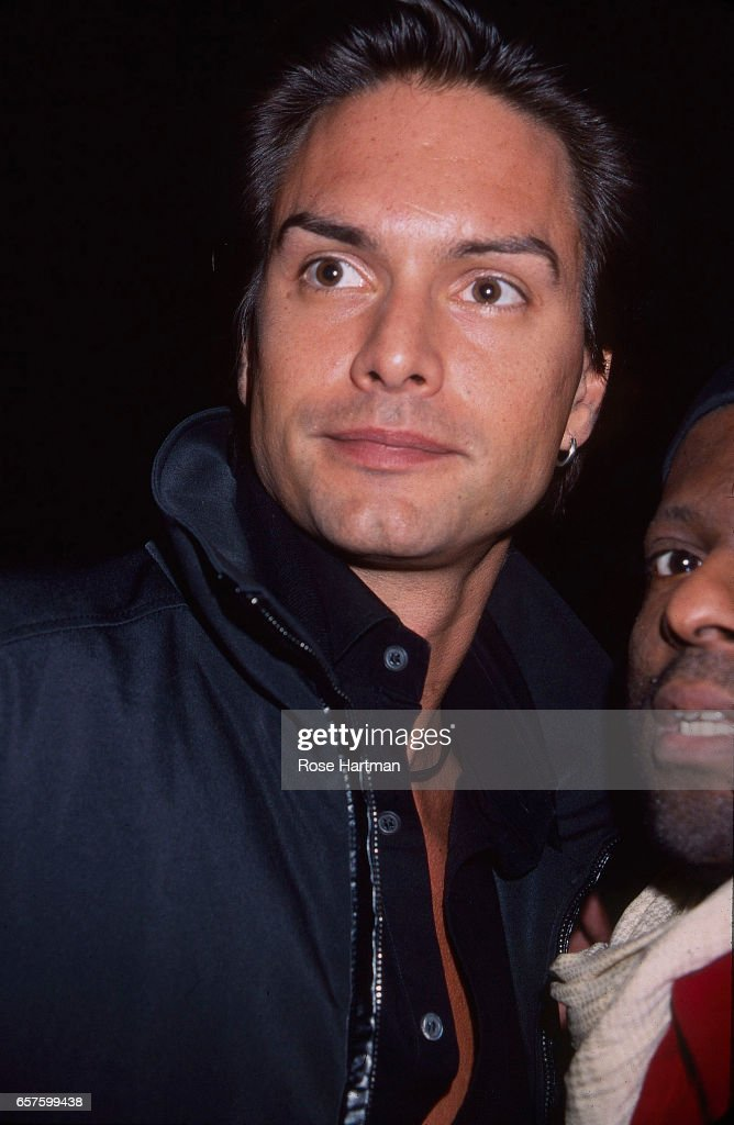 Marcus schenkenberg at sean john show pictures getty images close up of swedish model marcus schenkenberg as he attends a sean john fashion show thecheapjerseys Image collections