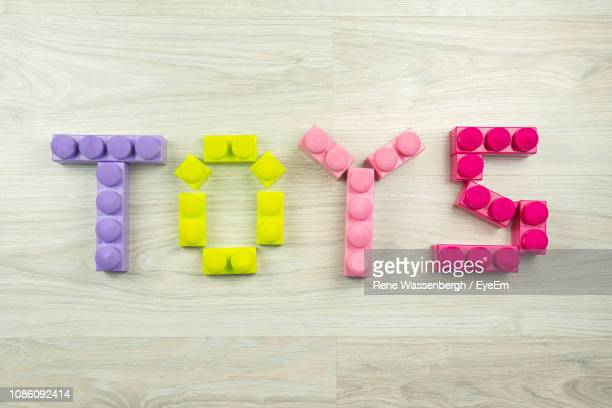 Letter Made Out Of Objects.World S Best Letters Made Out Of Objects Stock Pictures