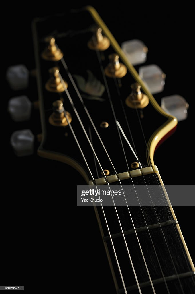 Close Up Of The Electric Guitar Fine Art Prints Photos Com
