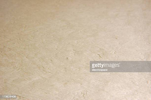 Closeup of the texture of a piece of paper