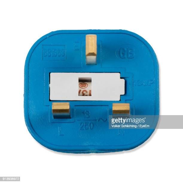 Three Pin Plug Stock Photos and Pictures   Getty Images