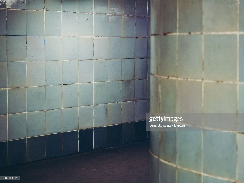 Closeup Of Tiled Walls Stock Photo | Getty Images
