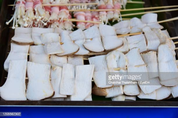 close-up of vegetables for sale at market stall - chatchai thalaikham stock pictures, royalty-free photos & images