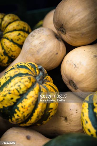 close-up of vegetables for sale in market - marty hardin stock photos and pictures