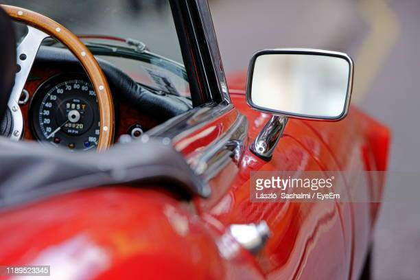 close-up of vintage car - old car stock pictures, royalty-free photos & images