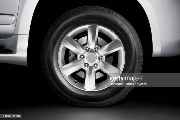 close-up of vintage car - wheel stock pictures, royalty-free photos & images