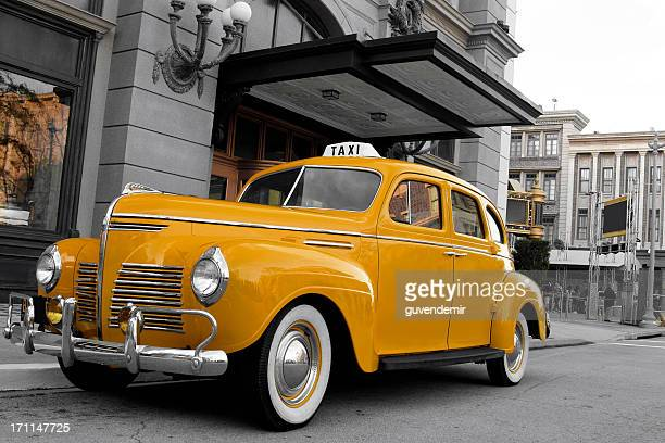 Vintage New York Cab
