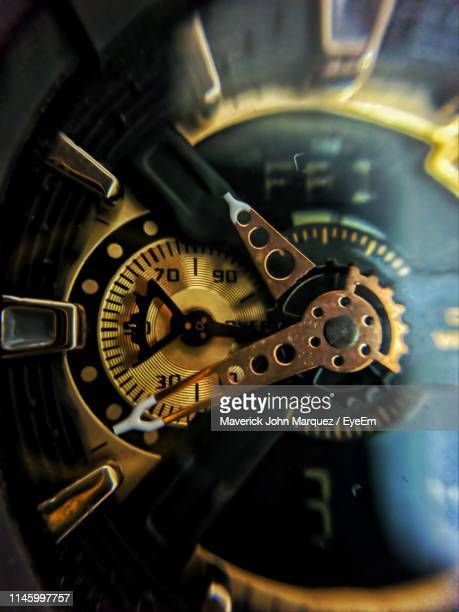 close-up of watch - malabon stock pictures, royalty-free photos & images