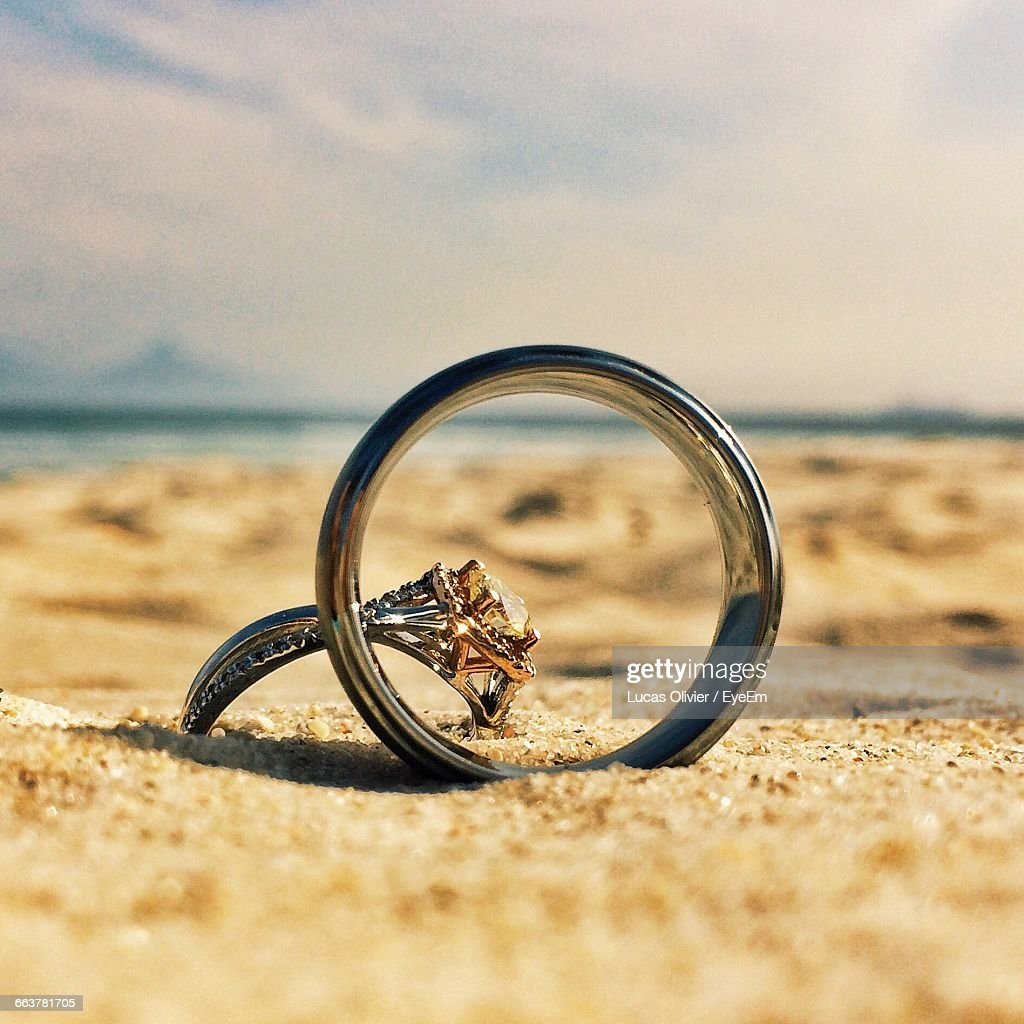 free of image wedding at beach groom photography rings royalty ocean stock