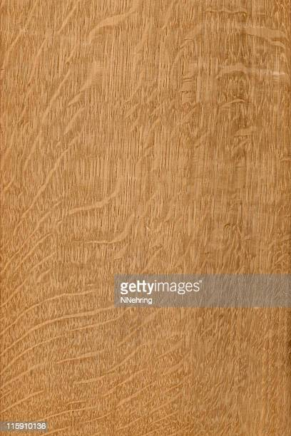close-up of white oak wood, quercus alba - oak wood material stock photos and pictures