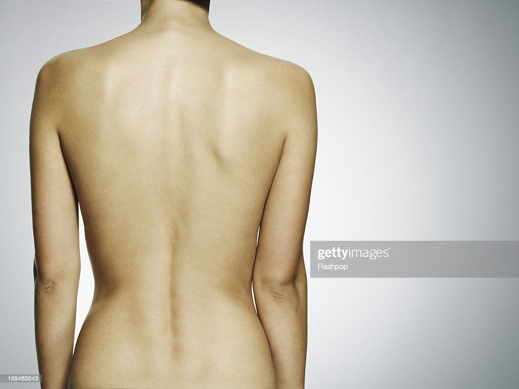 Human Back Stock Photos And Pictures Getty Images