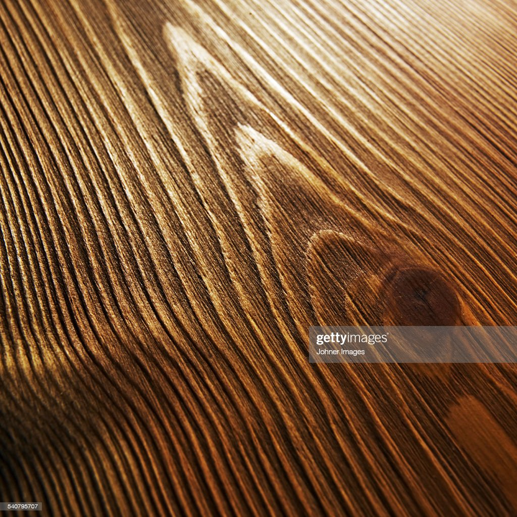 Close-up of wooden surface : Photo