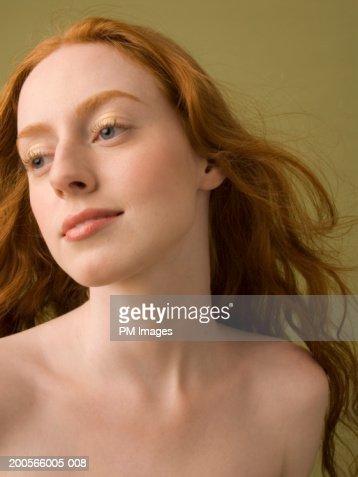 Ginger women naked A